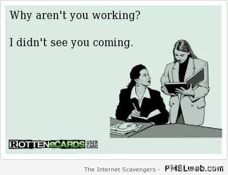 Why aren't you working ecard at PMSLweb.com