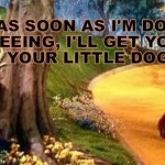 Wizard of Oz humor at PMSLweb.com