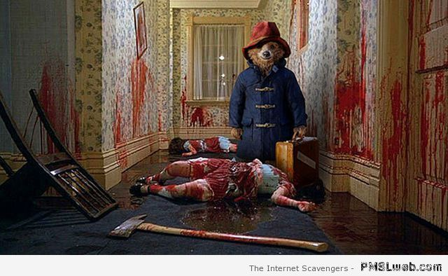 Stephen King's Paddington bear – Stephen King humor at PMSLweb.com
