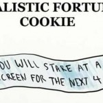 Realistic fortune cookie – Wednesday craziness at PMSLweb.com