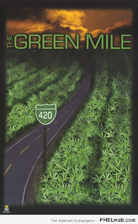 The Green Mile parody at PMSLweb.com