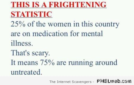 Funny frightening statistic – ROFL pictures at PMSLweb.com