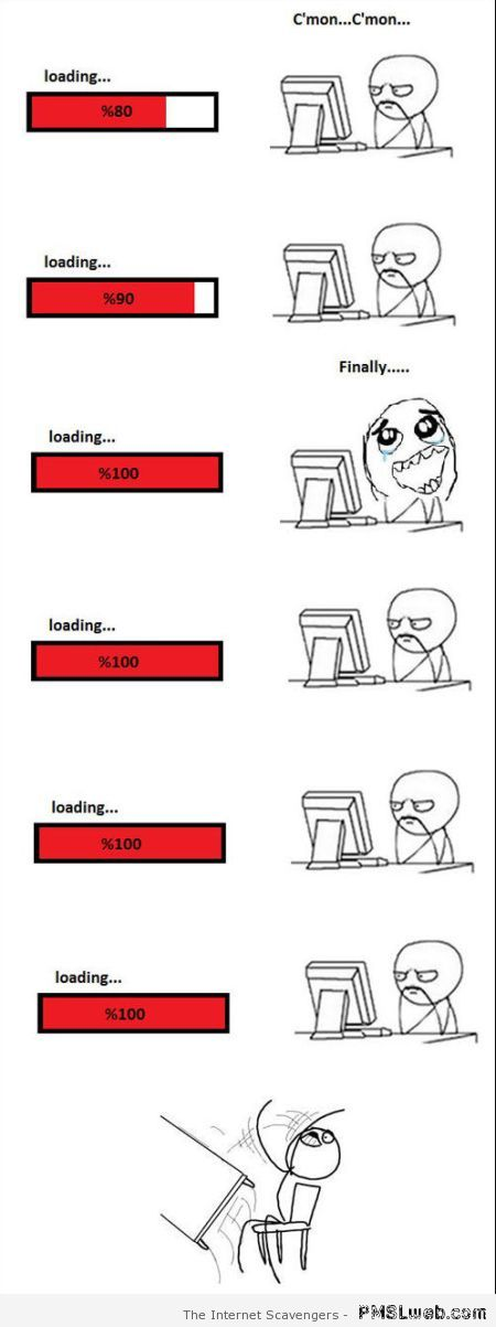 Funny loading on internet at PMSLweb.com