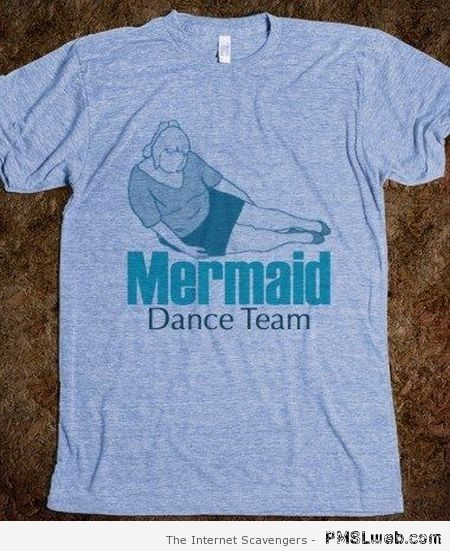 Mermaid dance team at PMSLweb.com