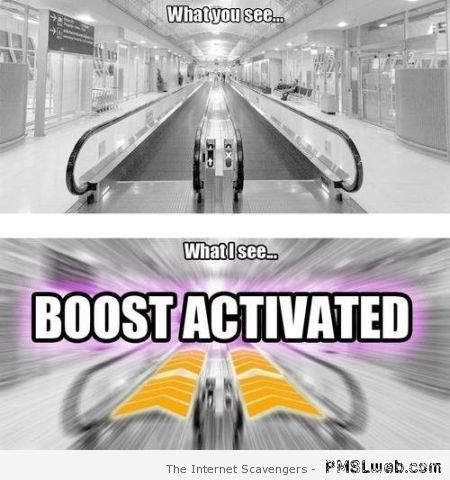 Boost activated meme at PMSLweb.com