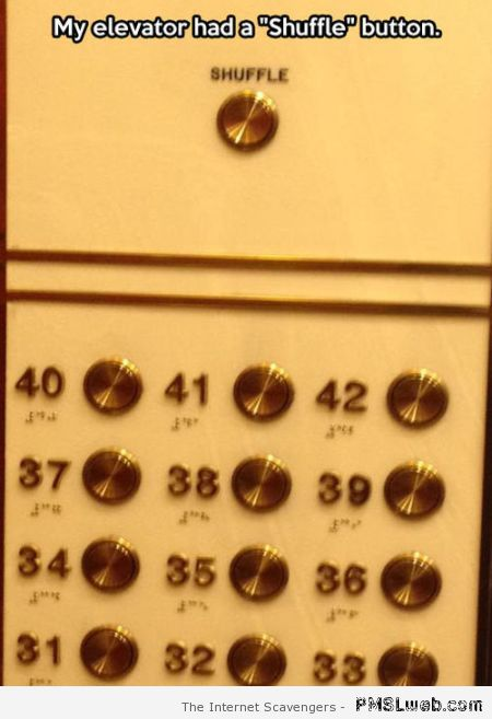 My elevator has a shuffle button at PMSLweb.com