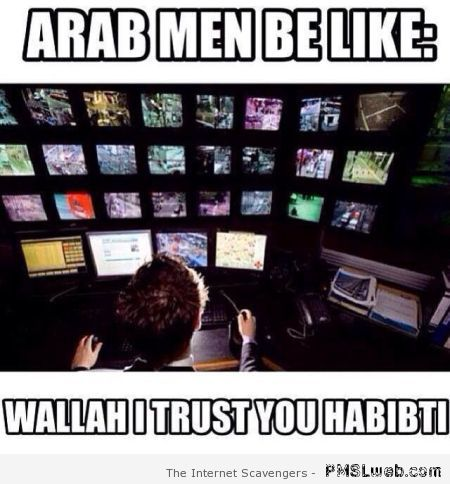 Arab men be like meme at PMSLweb.com