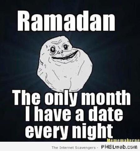 6 forever alone Ramadan meme funny arab memes a compilation of arab funnies pmslweb