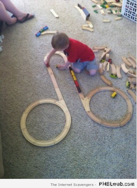 Child's train set fail at PMSLweb.com