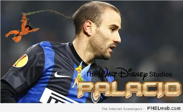 Palacio by Disney football funny at PMSLweb.com