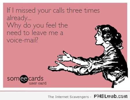 9 funny voicemail ecard pmslweb 9 funny voicemail ecard m4hsunfo