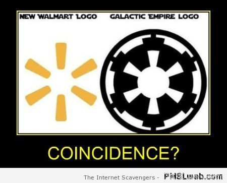 Walmart Galactic empire – Friday hilarity at PMSLweb.com