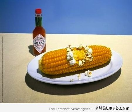 Funny Tabasco advert at PMSLweb.com