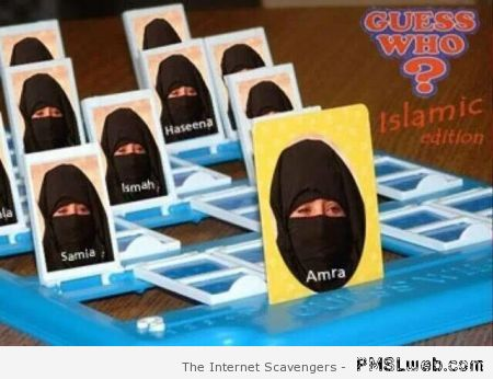 Islamic guess who at PMSLweb.com