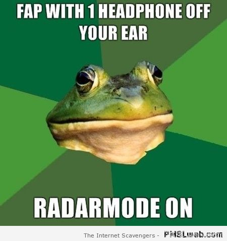 Radar mode on meme at PMSLweb.com