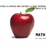 Maths, not even once – Friday hilarity at PMSLweb.com
