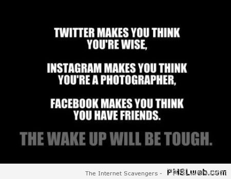 The wake-up will be tough – Funny Wednesday collection at PMSLweb.com