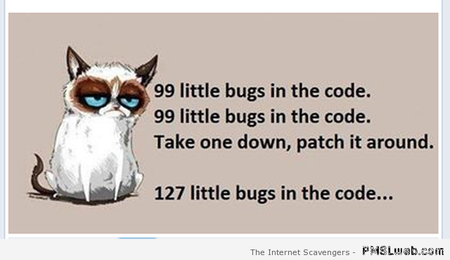 Funny bugs in the code at PMSLweb.com
