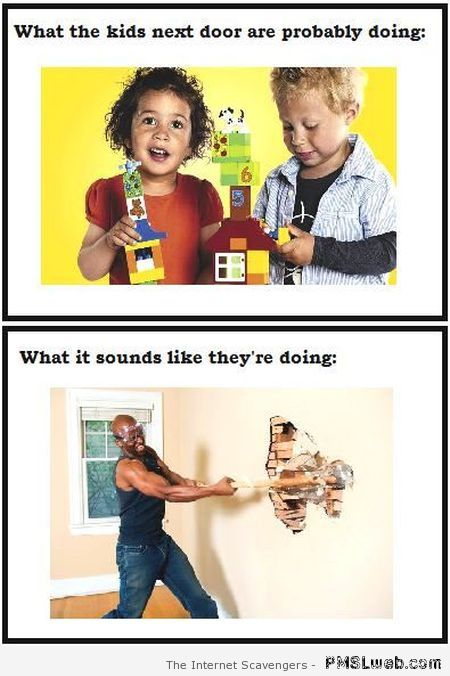 What kids sound like humor – Sunday giggles at PMSLweb.com