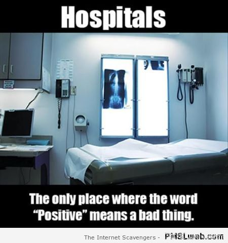 Funny hospital meme at PMSLweb.com