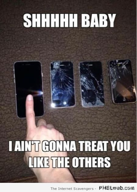 Funny new iPhone meme – Weekend nonsense at PMSLweb.com
