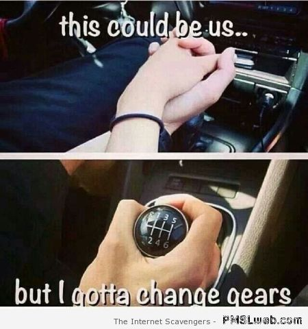 This could be us but I gotta change gears at PMSLweb.com