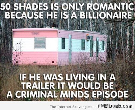 If Grey lived in a trailer funny meme at PMSLweb.com