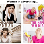 Funny women in advertising at PMSLweb.com
