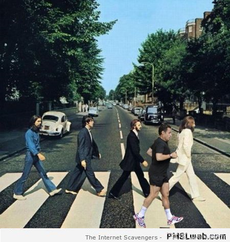 The Beatles and Sarkozy humor – Sunday laughter at PMSLweb.com