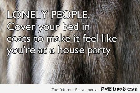 Funny stupid lonely people hack at PMSLweb.com
