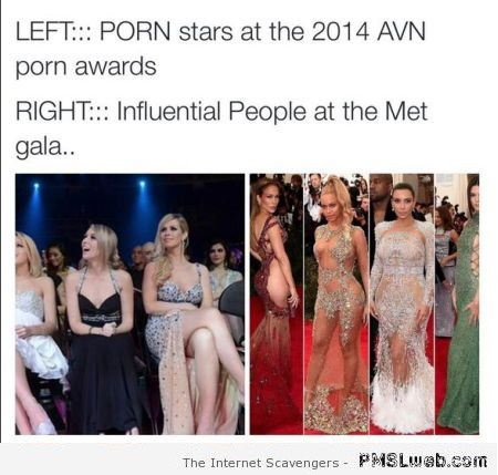 Funny porn stars versus influential people fashion at PMSLweb.com