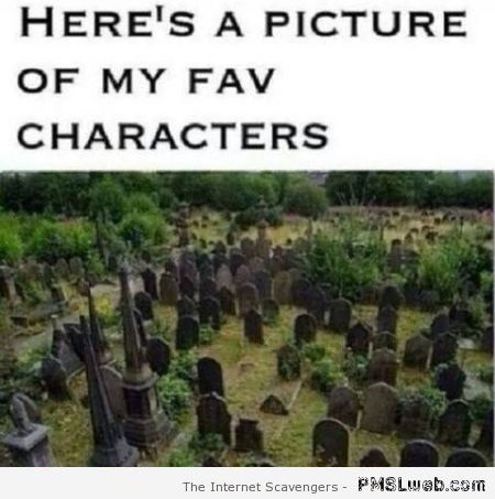 Funny a picture of my favorite characters in game of thrones at PMSLweb.com