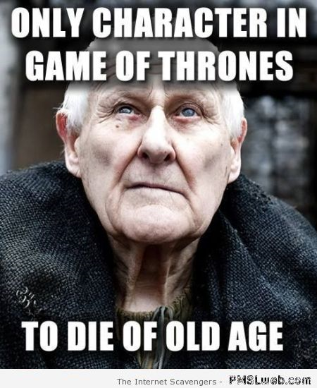 Game of Thrones aemon targaryen meme at PMSLweb.com