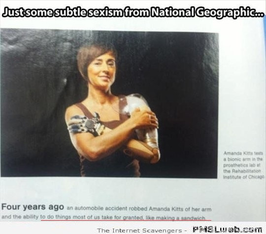 Funny national geographic sexism at PMSLweb.com