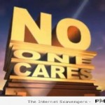 No one cares funny parody – Witty Monday at PMSLweb.com