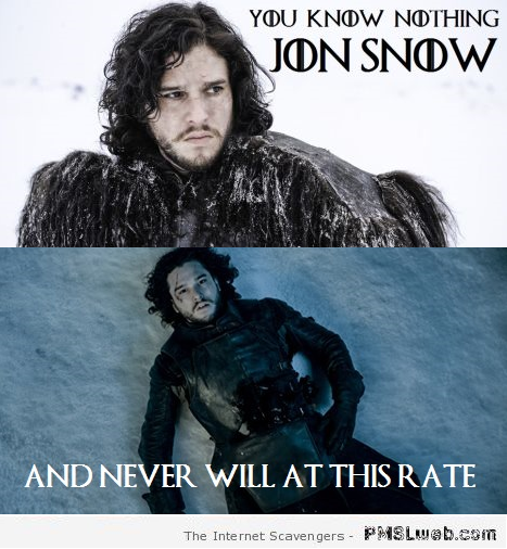 37-you-ll-never-know-anything-jon-Snow-humor