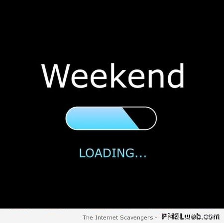 Weekend loading – Rollicking Friday at PMSLweb.com