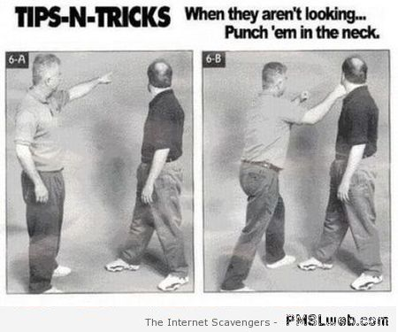 Funny tips and tricks – TGIF mischief at PMSLweb.com