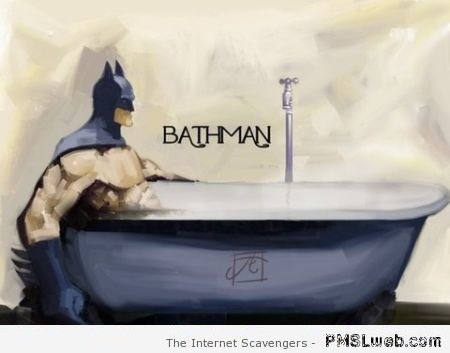 Funny bathman batman – Tuesday LOL at PMSLweb.com