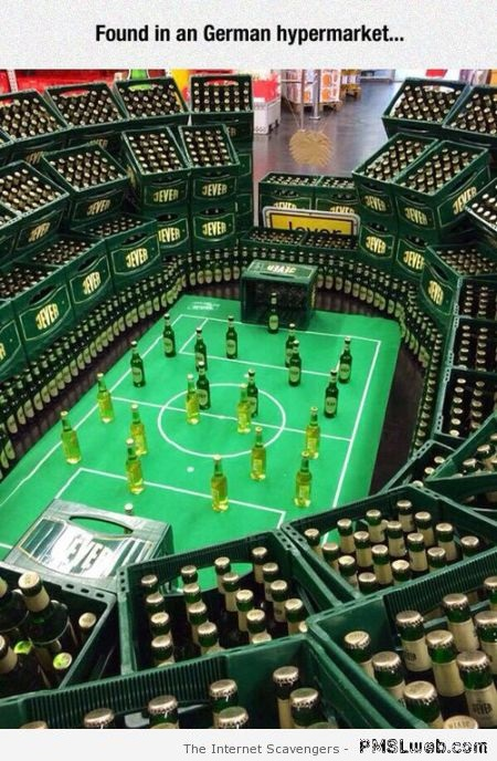 Awesome beer stadium at PMSLweb.com