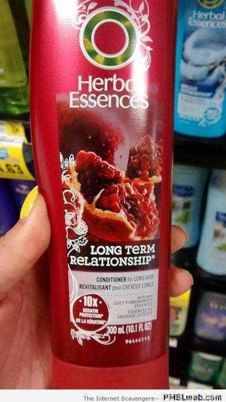 Funny conditioner name at PMSLweb.com