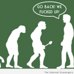 Funny evolution go back we screwed up at PMSLweb.com
