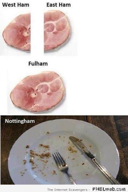 English ham humor at PMSLweb.com