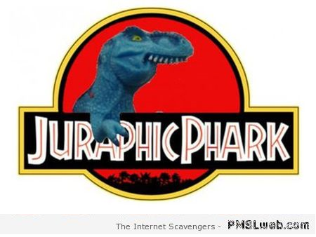 Funny Juraphic Phark at PMSLweb.com