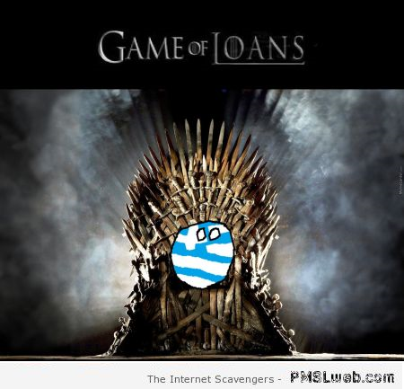Funny Game of Loans Greece at PMSLweb.com