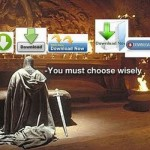 You must choose wisely download humor at PMSLweb.com