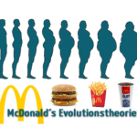 Funny McDonalds evolution theory – LOL pictures at PMSLweb.com