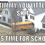 Funny time for school meme at PMSLweb.com