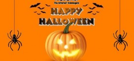 Happy Halloween – The virtual laugh or treat party
