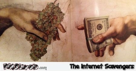Creation of Adam weed dealer @PMSLweb.com